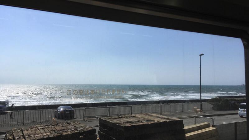 江ノ電からの風景