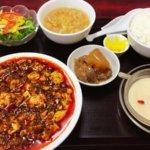 徳島の「中国四川料理 あらき」